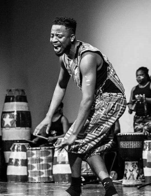 Bruno Bruxtar Afro show